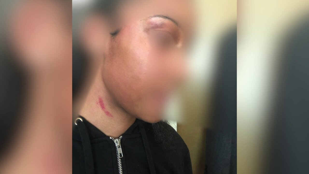 Hampton mother wants answers about daughter's schoolassault