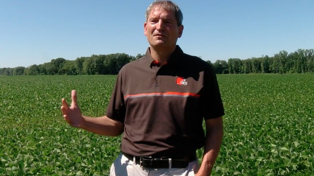 Ohio largest crop in question with new tariffs