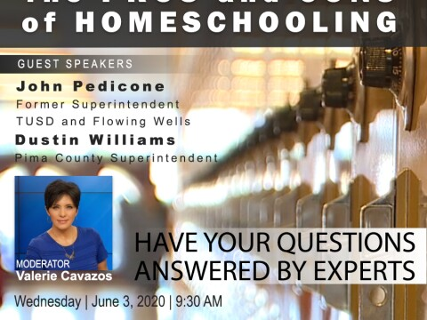 REBOUND Arizona: The pros and cons of homeschooling