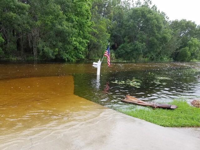 Photos: Flooding around SWFL on August 25-28, 2017