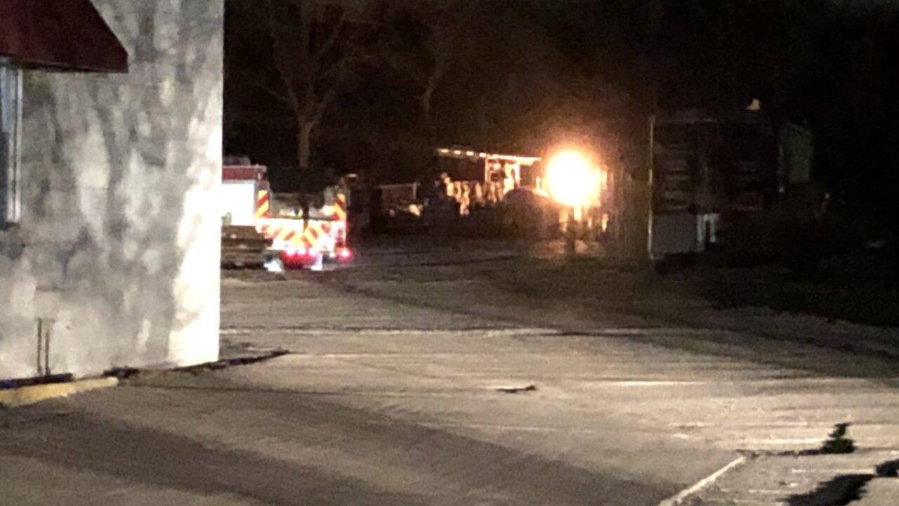 Neighbors near Ann Arbor welding supply allowed back into homes