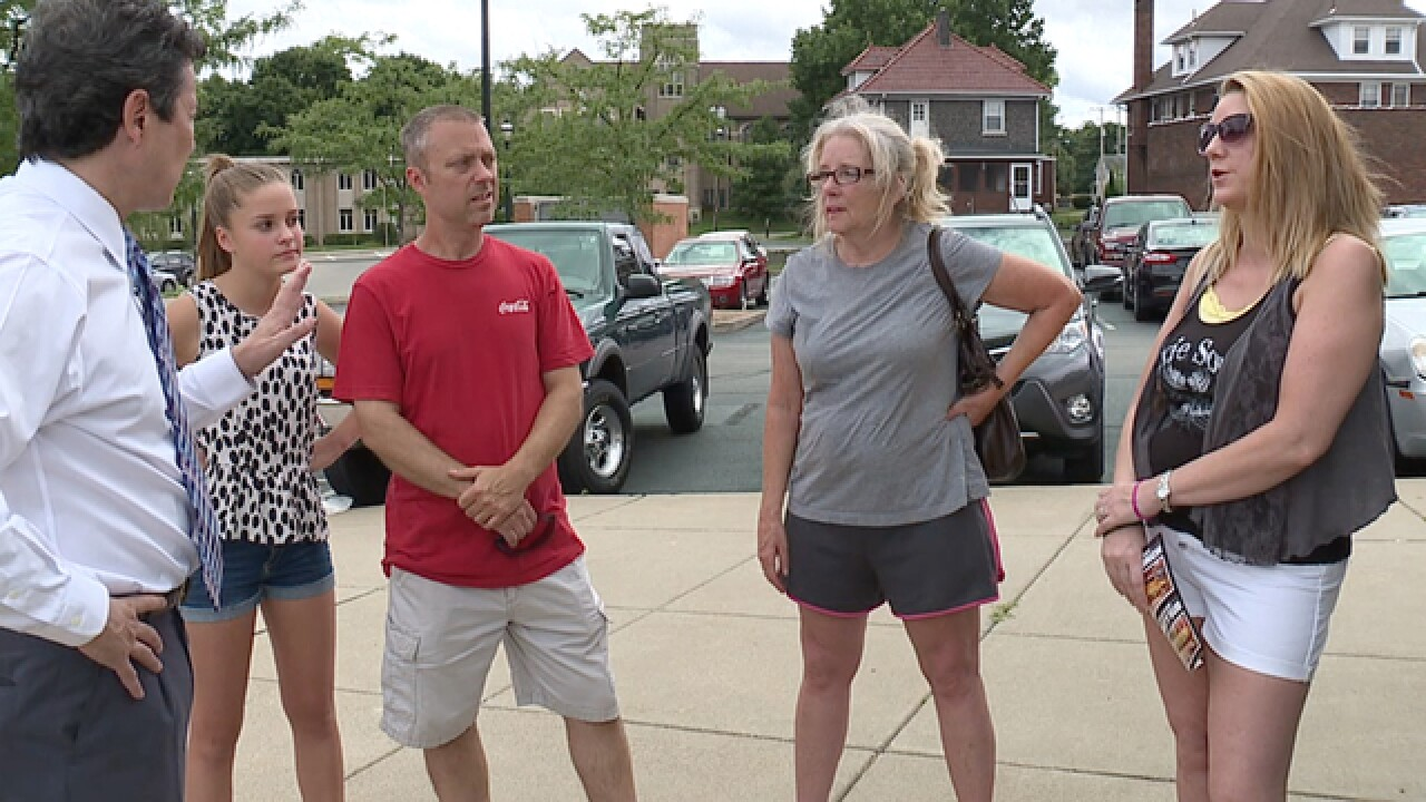 Cuyahoga Falls residents fight a series of utility bill issues
