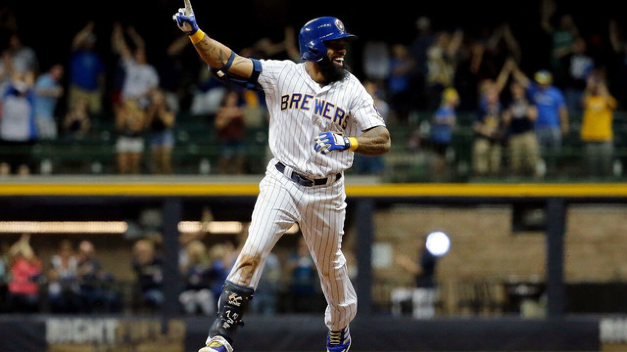 Predicting Eric Thames in 2018
