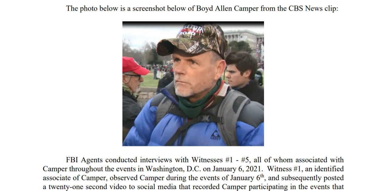 Boyd Allen Camper of Missoula
