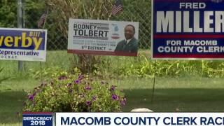 Macomb County Clerk race