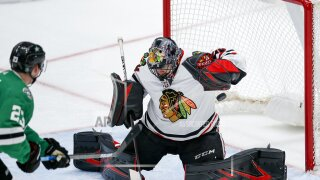 Chicago Blackhawks vs. Dallas Oilers February 2020