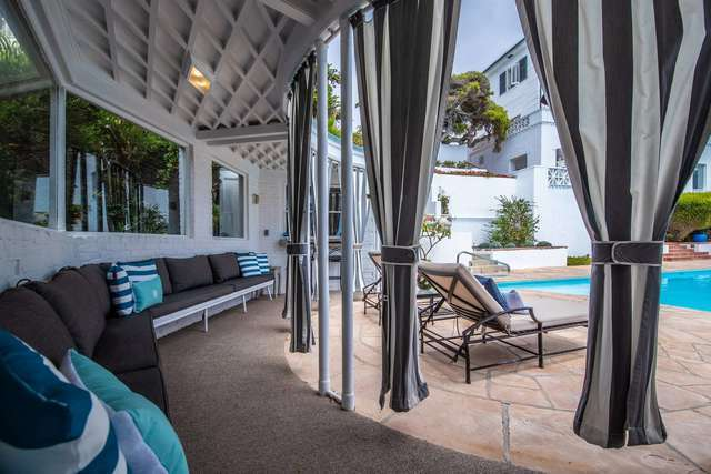Old Hollywood glamour at $17,500,000 home in Bird Rock