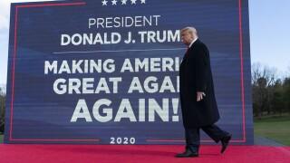 AP FACT CHECK: Trump baselessly cites fraud in virus toll