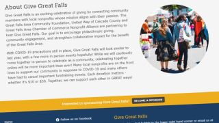 Give Great Falls