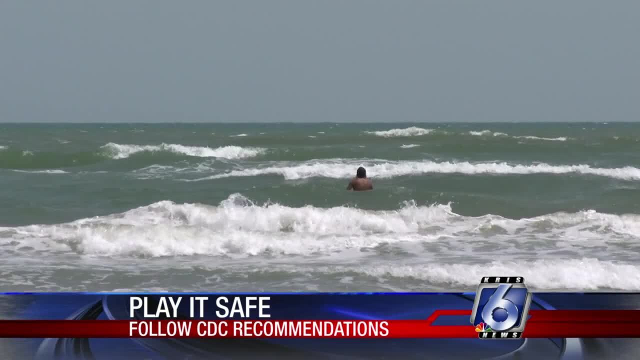 Follow these tips to stay safe from COVID-19 at local beaches