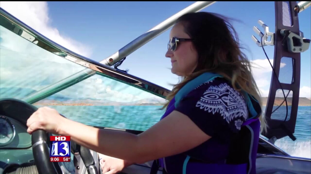 As warmer weather approaches, DNR warns Utah boaters about cold water