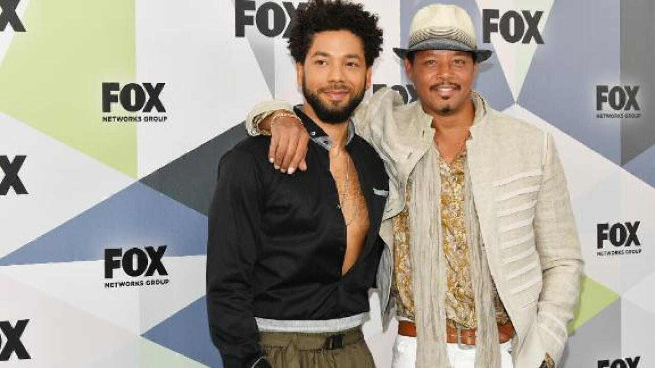 Terrence Howard breaks silence on Smollett