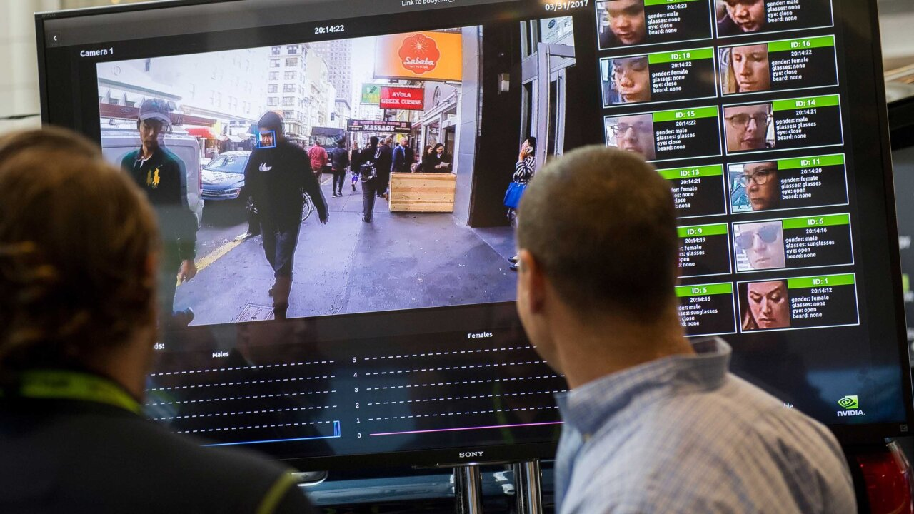 Facial-recognition technology banned by San Francisco