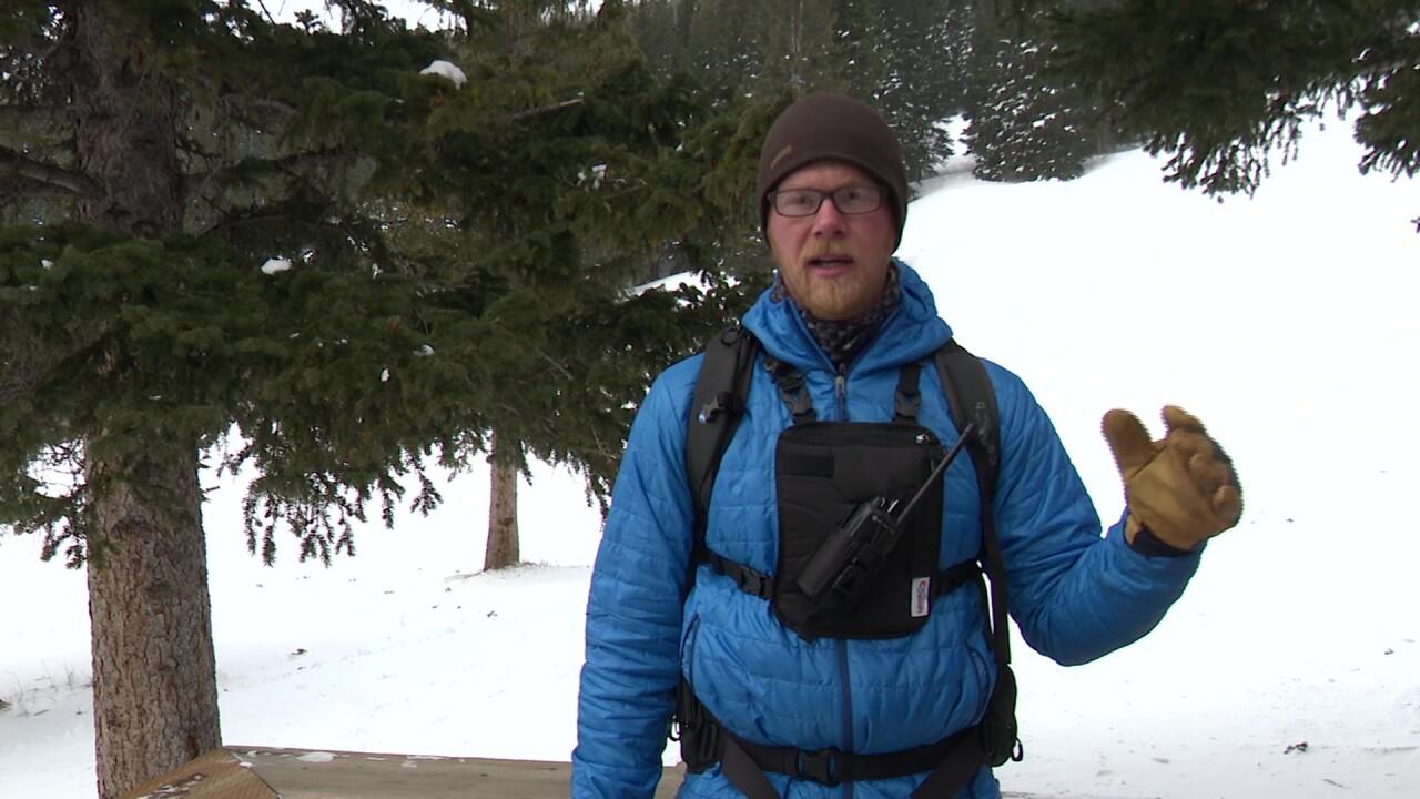 Charles Hlavac, Teton Pass owner