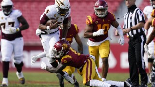 Arizona State USC Football
