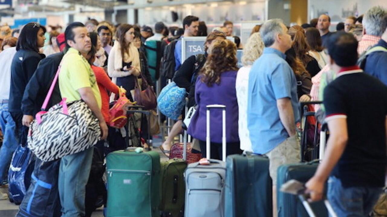 TSA prepares for spring break influx