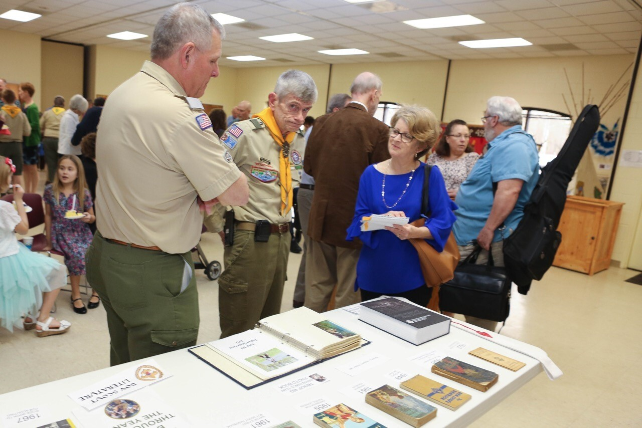Photos: Local Boy Scout Troop celebrates 50 years in Virginia Beach