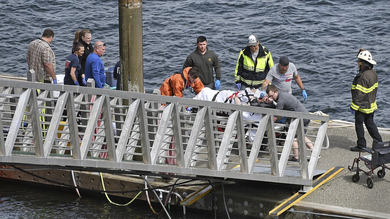 Death toll rises to 6 in midair collision of floatplanes carrying cruise ship passengers in Alaska