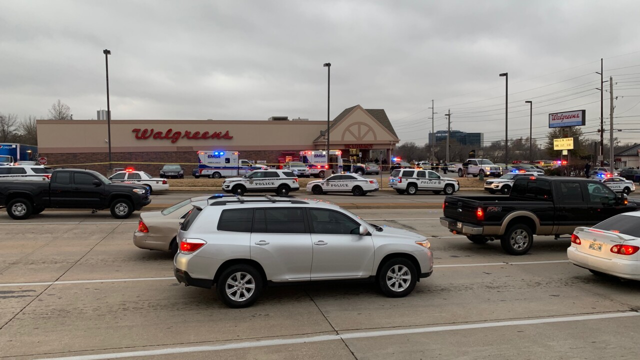 Walgreens shooting