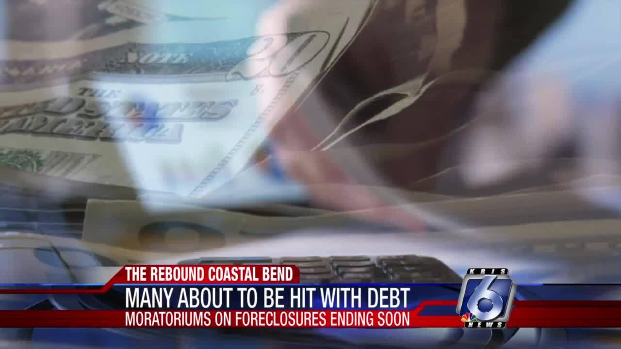 Brace yourself when debts come due
