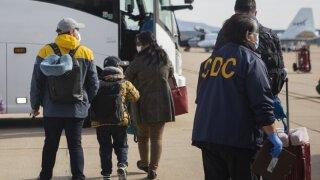 Nearly 200 evacuees to leave coronavirus quarantine in US
