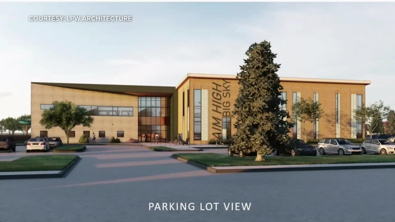 Big Sky Indoor Aquatics & Recreation Center
