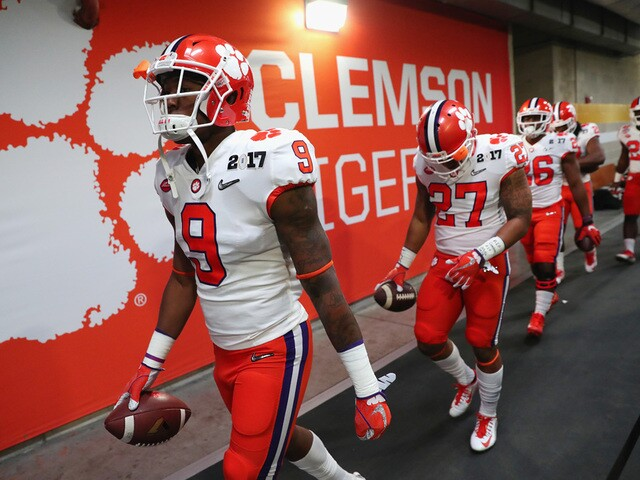 Game day gallery: Photos from the 2017 National Championship game