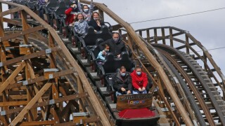 Theme Parks Reopening