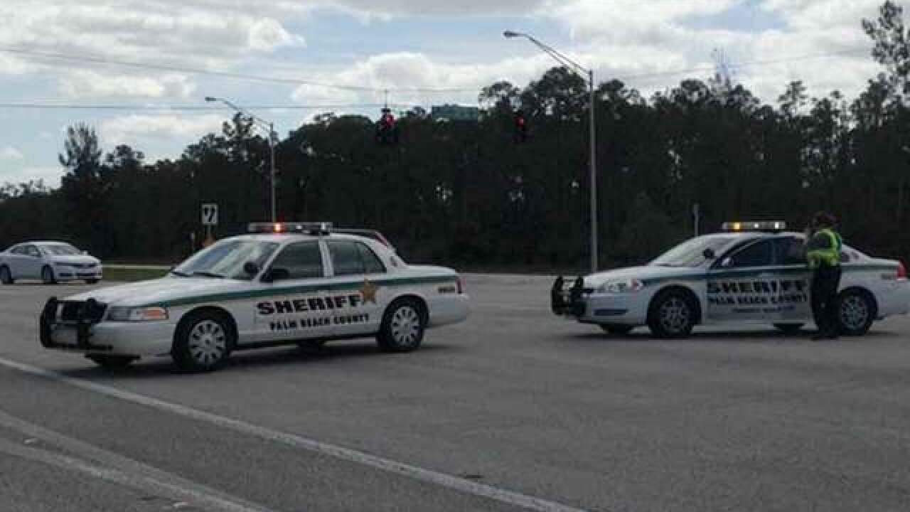 Woman's body found in northern Palm Beach County