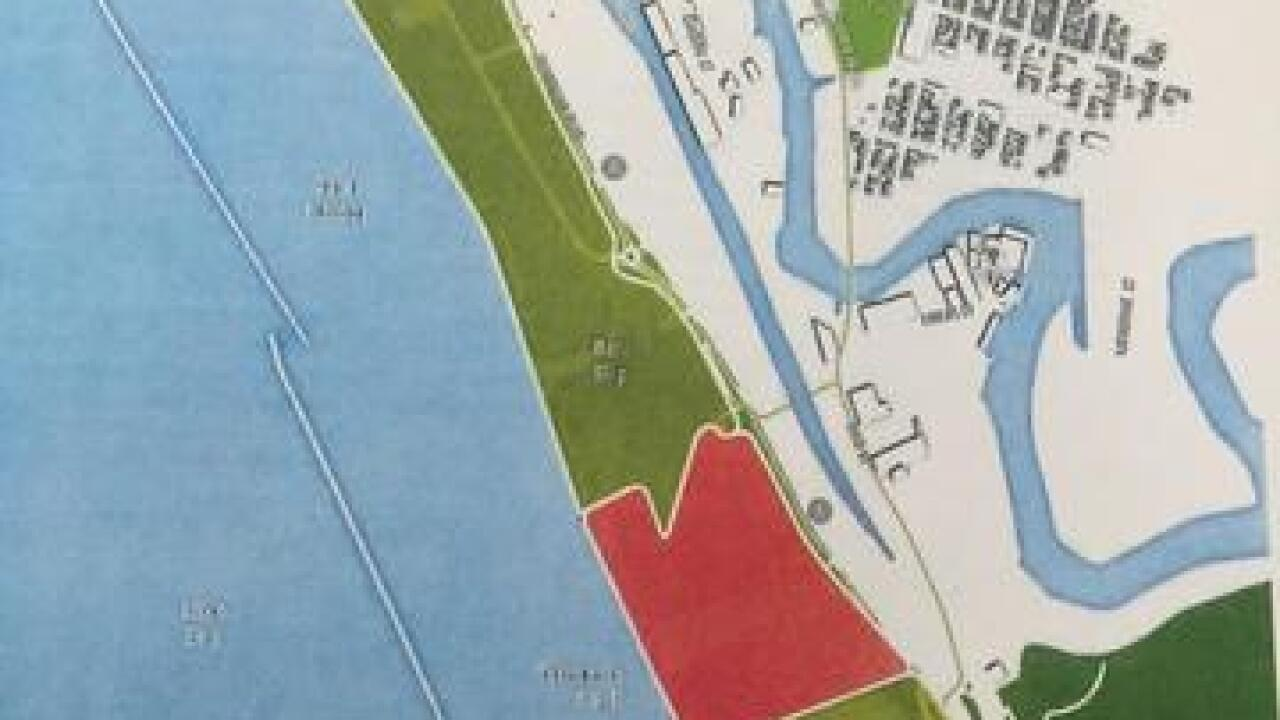 Blueprint unveiled for Buffalo's Outer Harbor