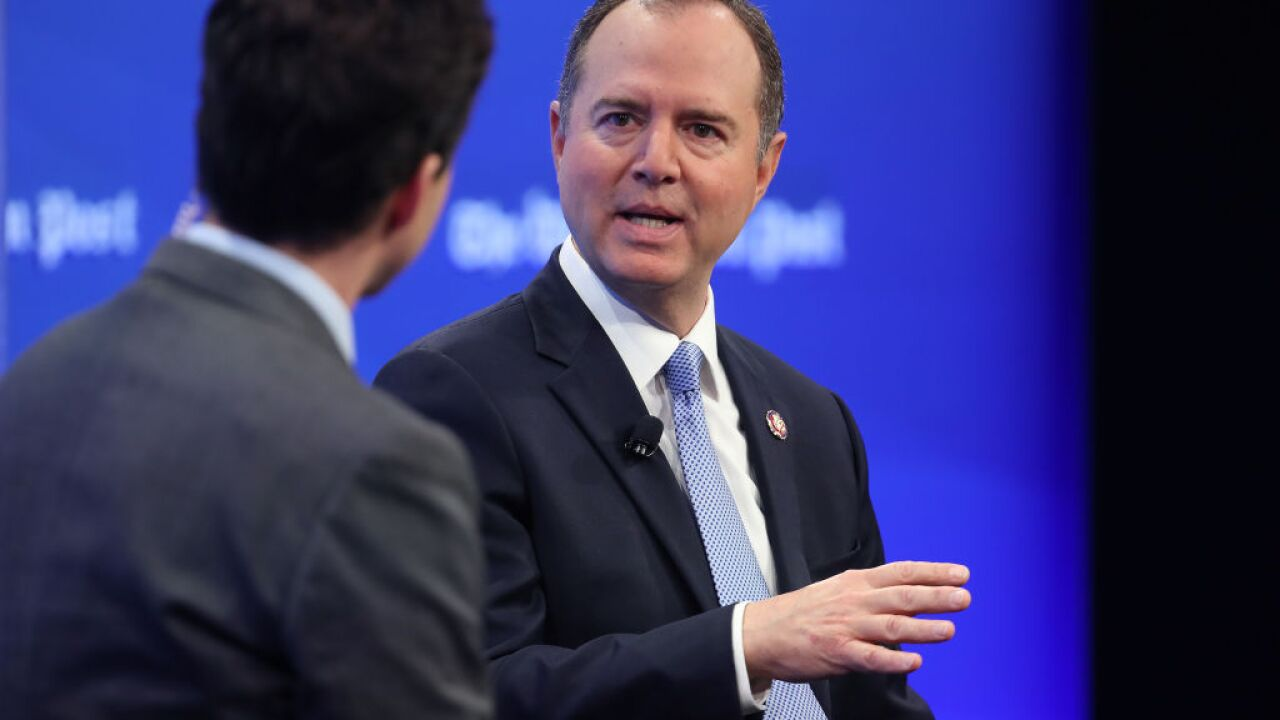 House Democrats halt Republican resolution to censure Schiff