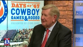 3 Questions with Bob Evans: Kem Gardner talks Days of '47 Rodeo, the growth ofUtah