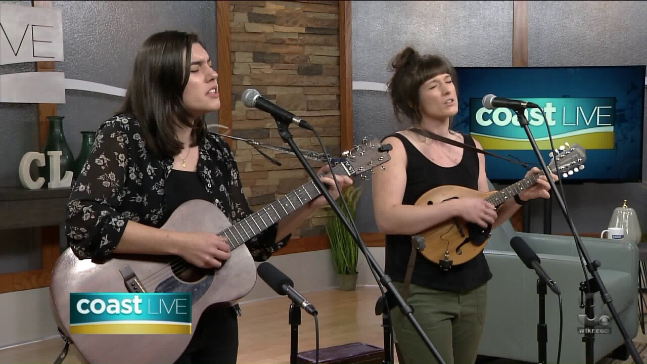 Local music spotlight with Fox and the Bear on Coast Live