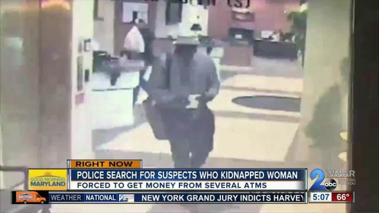 Elderly woman kidnapped, robbed from Walmart