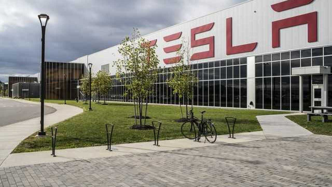 Tesla to suspend production in Buffalo due to COVID-19