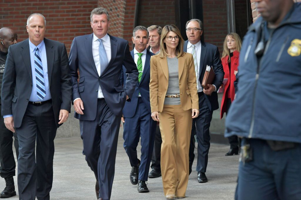 Actress Lori Loughlin fears she may go to prison, source says