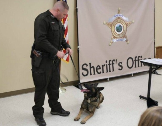 PHOTOS: Boone County Deputy Jacob Pickett