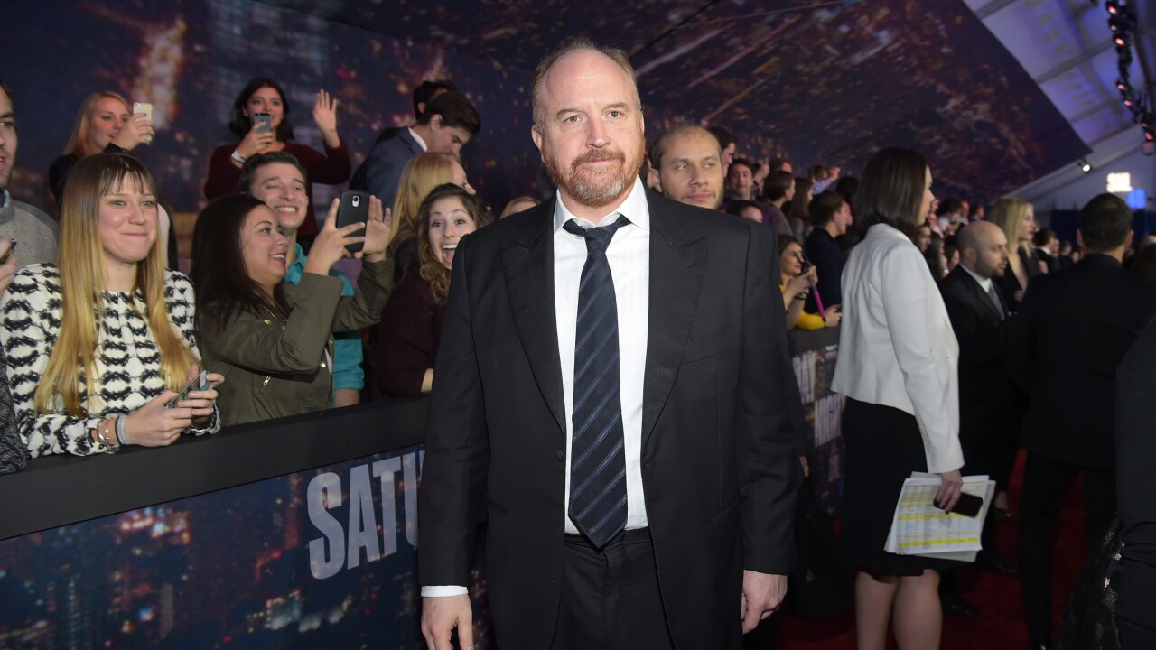 Comedian Louis C.K. to perform at Norfolk's Attucks Theatre