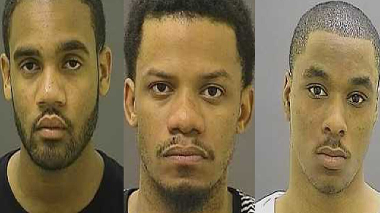 ATF offers $10,000 reward for three fugitives involved in Cherry Hill gang crime