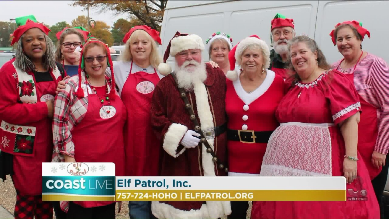 A visit from Santa making local dreams come true on Coast Live