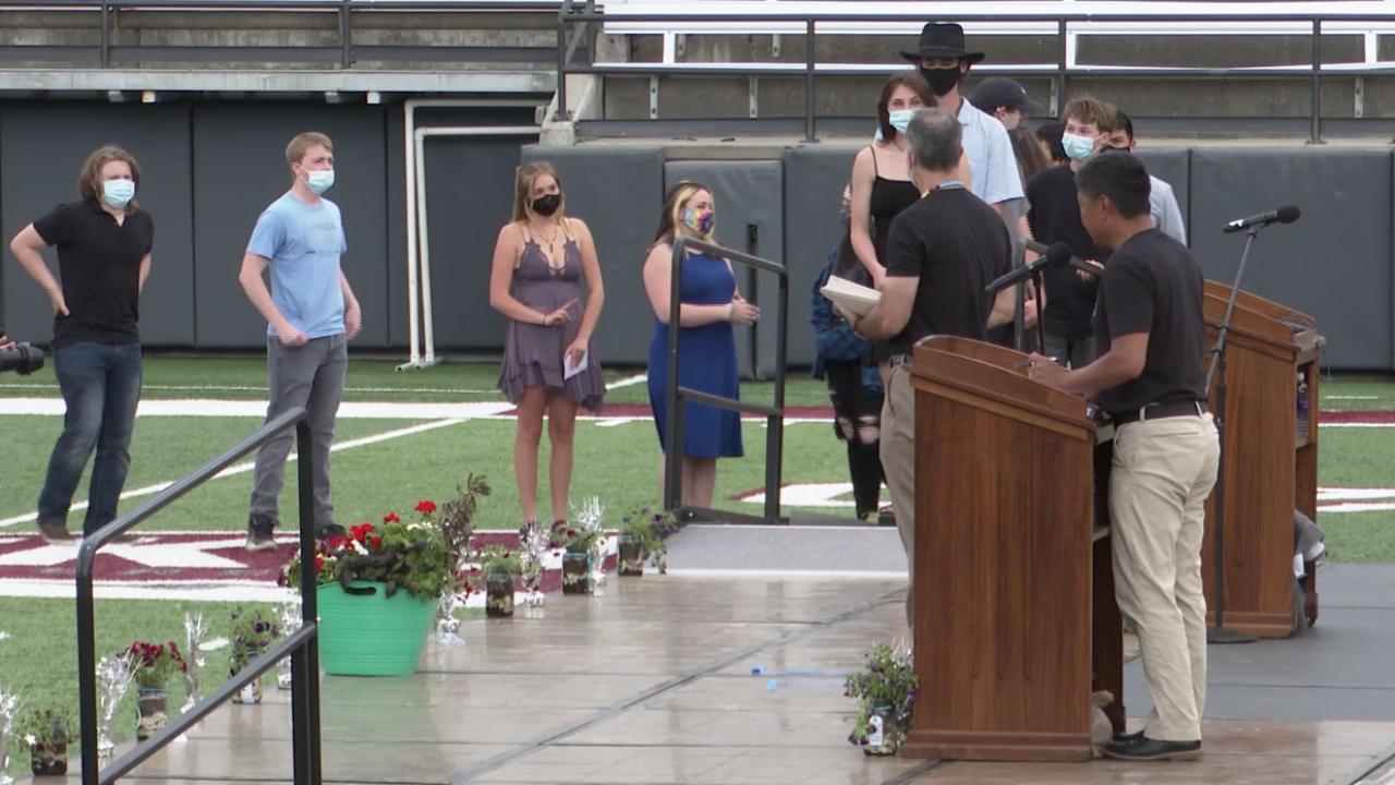 Willard High School Graduation 2021
