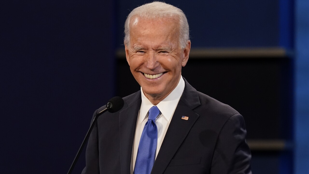 BREAKING: Joe Biden is announced the next President of the United States