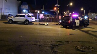Buffalo police investigating officer-involved crash