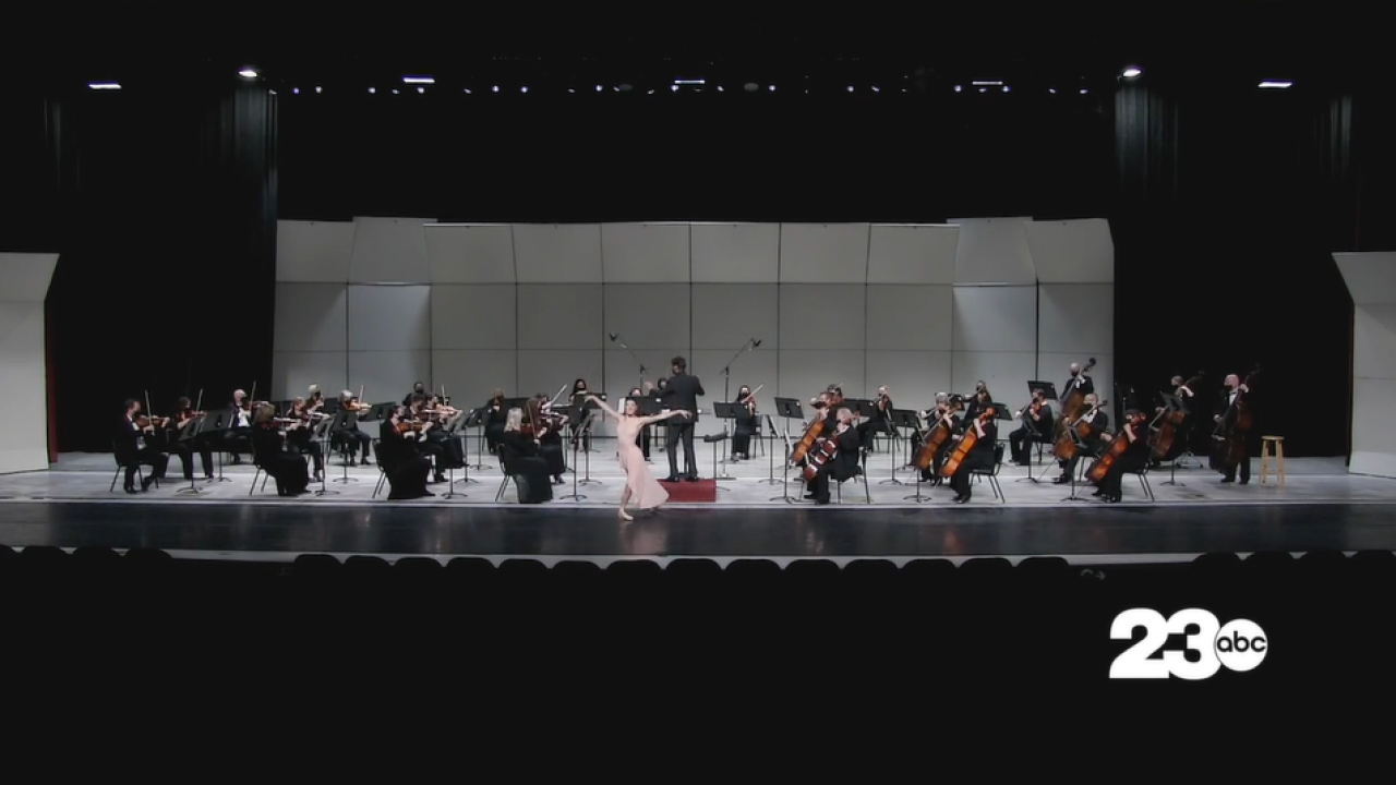 Bakersfield Symphony Orchestra with Tiler Peck