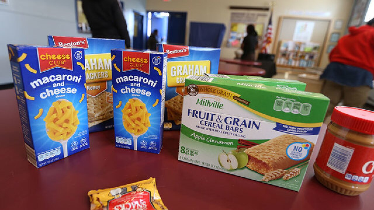 Why spring break means no food for some kids