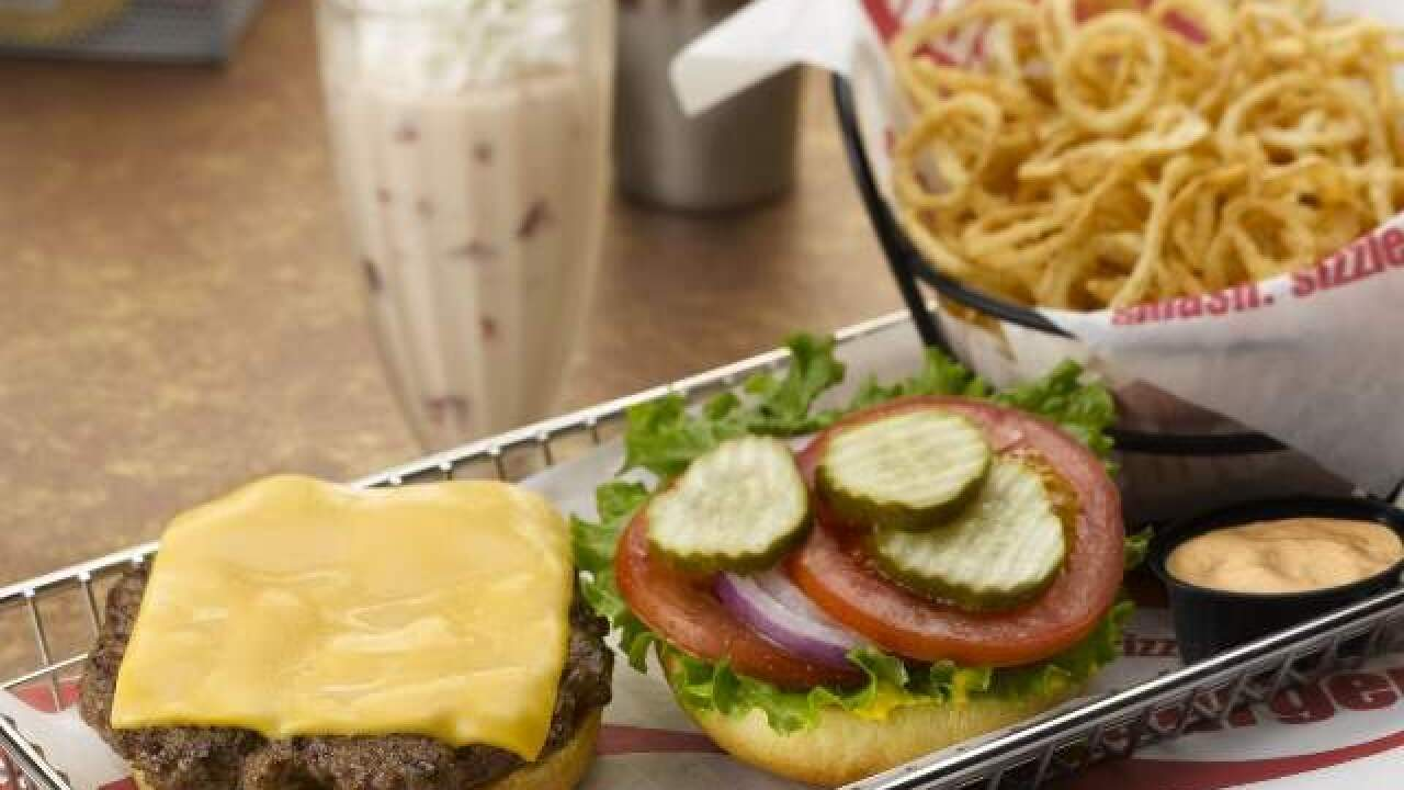 SmashBurger offering $100 Smash Pass; eat a burger a day for 100 days