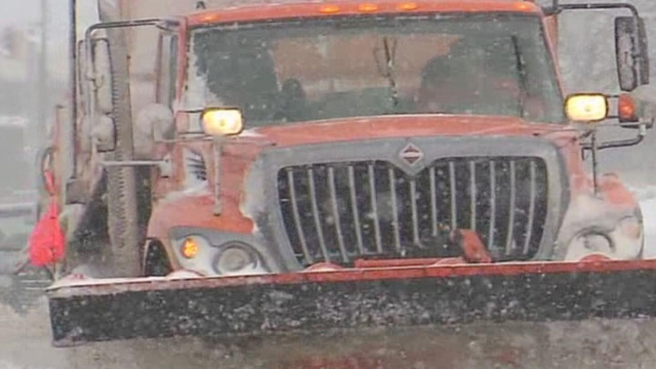 Plow companies down in mild winter
