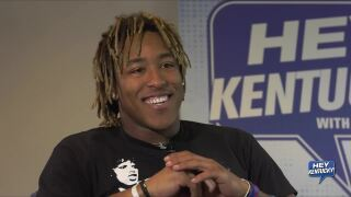 Benny Snell INTERVIEW!!! (Part 1)