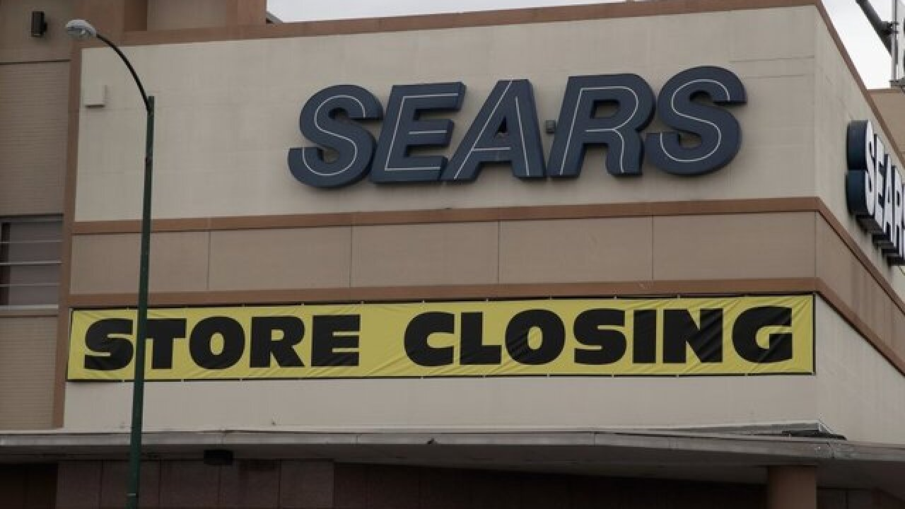 4b5ced48eee Sears store at Oakland Mall closing  Liquidation sale could begin July 13
