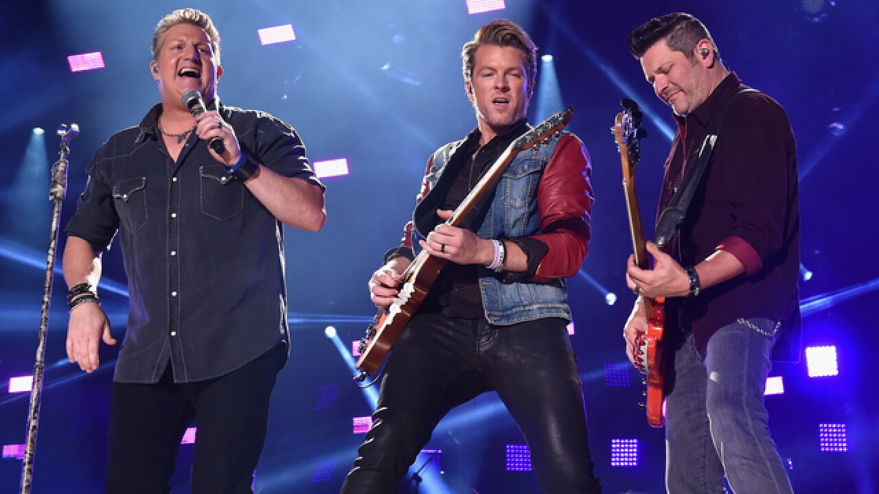 Rascal Flatts joins Wisconsin State Fair lineup